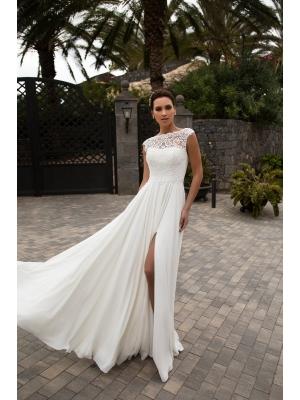 4e754a0e5b0 Свадебное платье ампир – купить в Москве в салоне «Эдем»