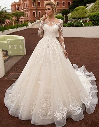 Свадебные платья гагарина 1